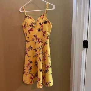 Never worn floral dress